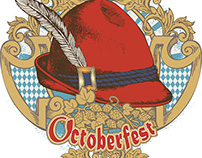 Characters for Oktoberfest