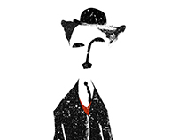 Charlie Chaplin - Digital Illustration & Concepts