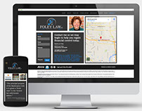 Foley Law Firm Website Design