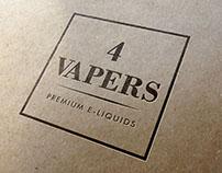 4 VAPERS E-LIQUIDS