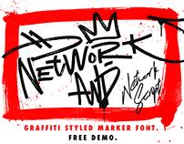 Network Font - FREE DEMO