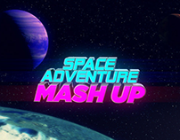 Space Adventure MashUp (3D Animation)