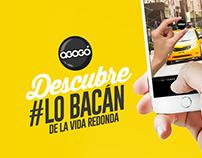 LO BACÁN DE LA VIDA REDONDA - Agogó
