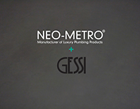 Neo-Metro Postcard