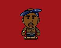 HIP HOP Icons #1