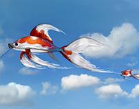 Environment friendly kite