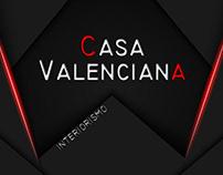 Diseño Interior Casa Valenciana