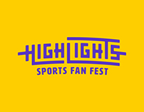 Introducing Highlights - A Sports Fan Fest
