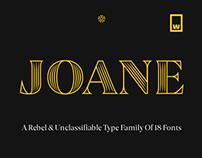 Joane Typeface