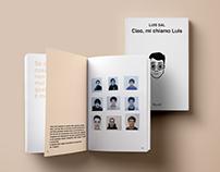 Ciao mi chiamo Luis - Luis Sal - Design & layout book