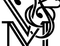 Papelería casamiento- M & V