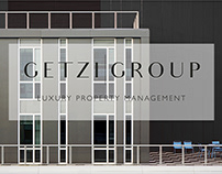 GETZI Group Branding / Web Design