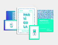 Partícula Fest | Branding