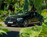 Mercedes CLS Jungle