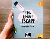 Mental Health Foundation Activity Book