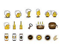 "ICONS - ""Pub's Stuffs"""
