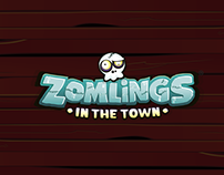 ZOMBLINGS - GRAPHICS