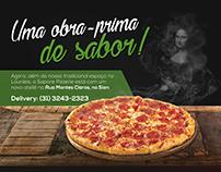 Campanha | Sapore Pizzerie