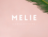 MELIE | NEWSLETTERS