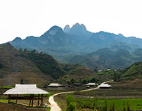 Panoramic Ha Giang.