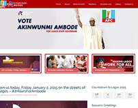 Web Design : Ambode Web Design