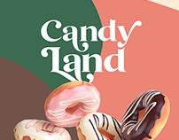 Candy Land - Branding