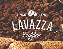 Lavazza - Typographic Packaging Brief