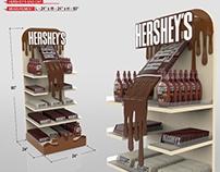 Hershey's End Cap Display Concept