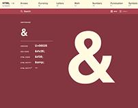 HTML Arrows — Symbols & Code
