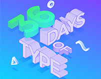 36 Days of Typography