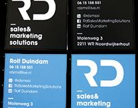 RD sales & marketing