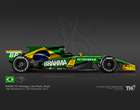 GrandPrix Inspired F1 Liveries