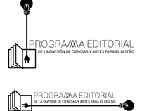 Logo: Programa Editorial