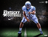 Kentucky Football Personal Edits
