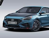 2020 Hyundai i30N Fastback