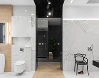 bathroom GROHE showroom _ bonum design