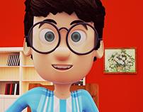 MAX & AMÉLIE 3D Animation