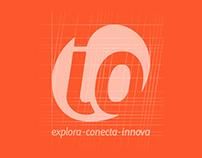 Identidad visual de la marca ÍO