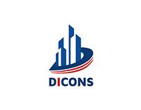 DICONS / Brand Identity