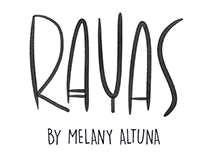 Rayas Vol1 the Sketchbook