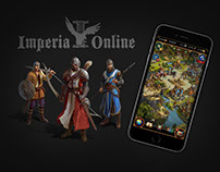 Imperia Online UI elements