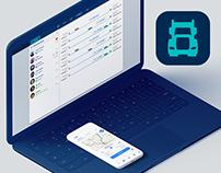 EZT - Truck tracking app for mobile and desktop
