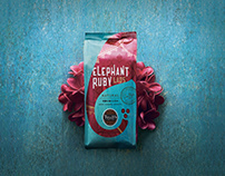 ELEPHANT RUBY LAOS COFFEE BEANS