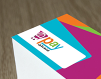 epay full project - logo + business card + site banners
