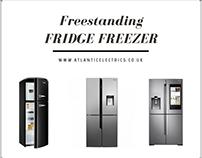 Freestanding Fridge Freezer in UK