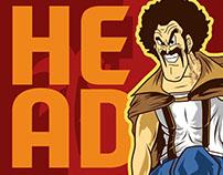 Mr Satan - SuedeHead