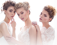 Online shop of wedding dresses