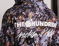 The Hundreds and Jackson Pollock Team Up for a New Coll