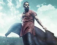 Raavanan Tamil Movie Poster.