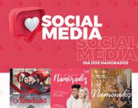 Social Media Dia dos Namorados 2019 - Diversos